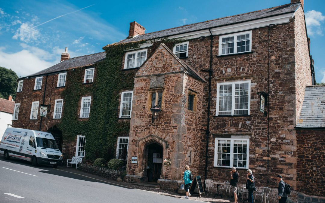 Luttrell Arms Hotel – Festival Accommodation Offer